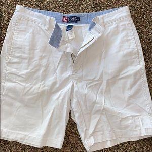 Chaps khaki shorts
